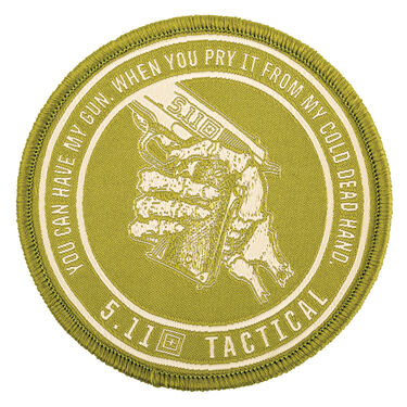 5.11 Tactical Cold Dead Hands Patch