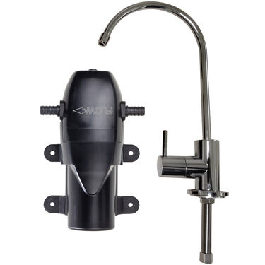 Jabsco ParMax 1+ Pressure-Controlled Pump Kit With Faucet