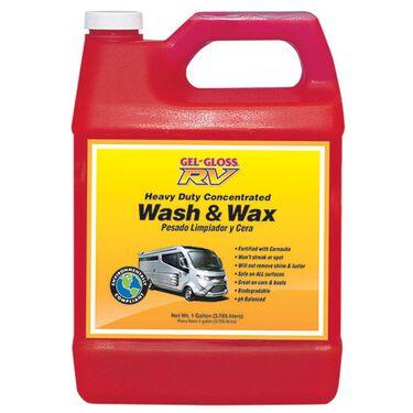 Premium Gel-Gloss Wash and Wax - Gallon