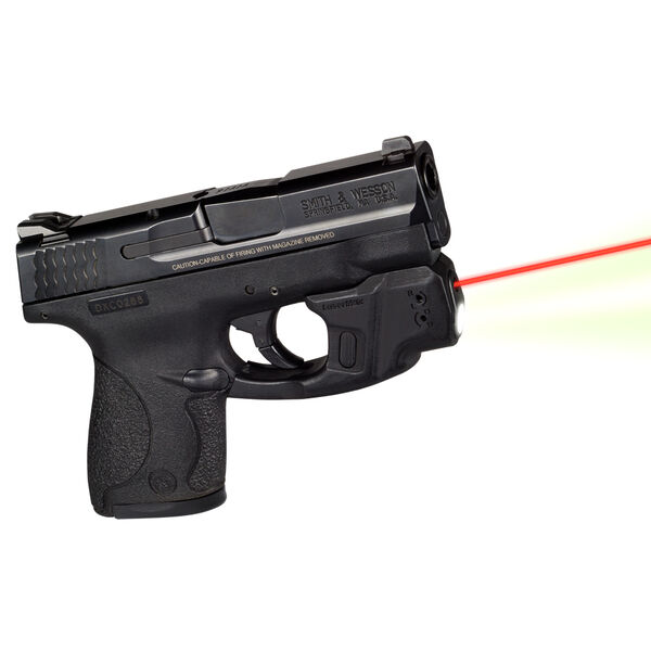LaserMax CenterFire GripSense Light/Laser for S&W M&P Shield, Red
