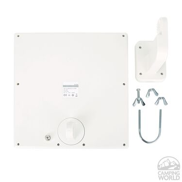 Antop Flat-Panel Smartpass Amplified Outdoor/Attic HDTV Antenna