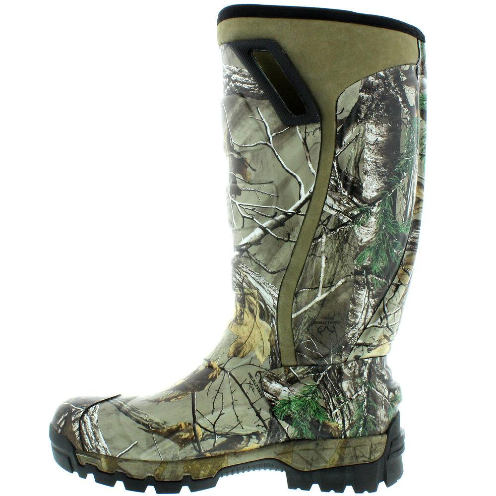 56c7fb09cbd Itasca Men's Scion Waterproof Rubber Hunting Boot