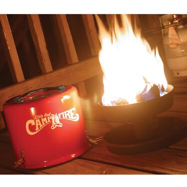 Camco Portable Little Red Campfire