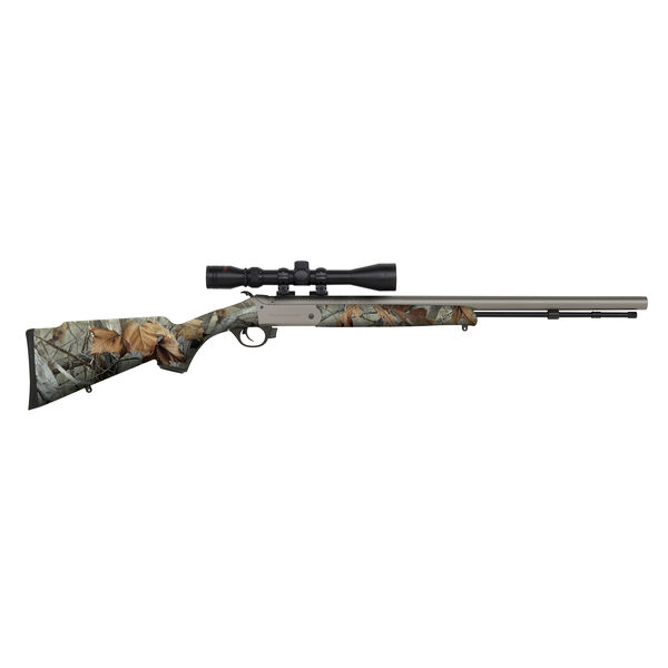 Traditions Firearms Buckstalker .50 Cal Muzzleloader Package, CeraKote Barrel