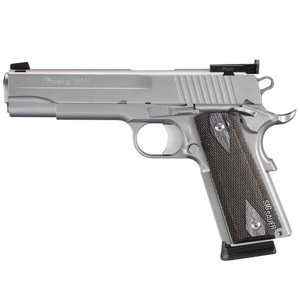 SIG Sauer 1911 Target Stainless CA Handgun