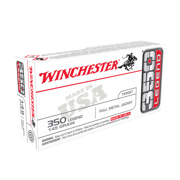 Winchester USA Ammunition, 350 Legend