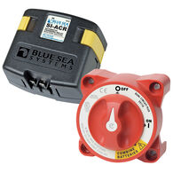 Blue Sea Systems Add-A-Battery Dual Circuit System