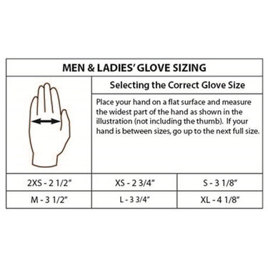 Gladiator Lady Fingers Waterski Glove