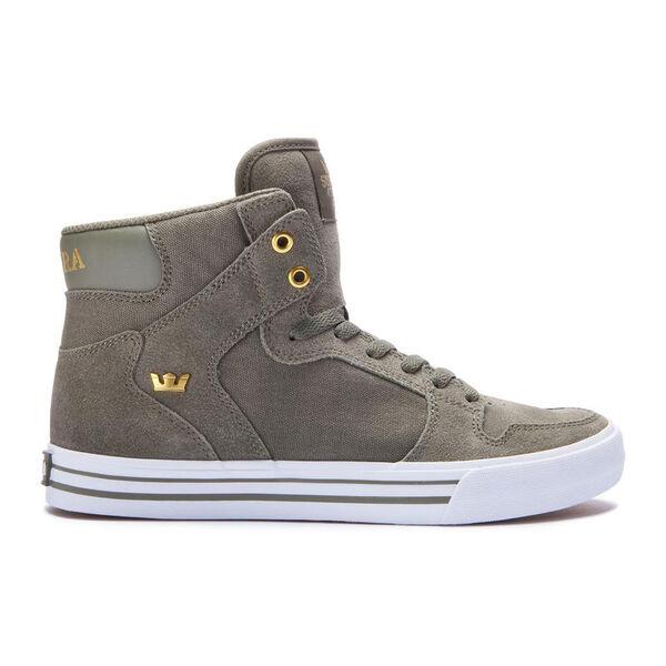 Supra Men's Vaider Mid Skate Shoe