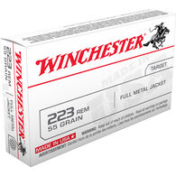 Winchester USA Rifle Ammo