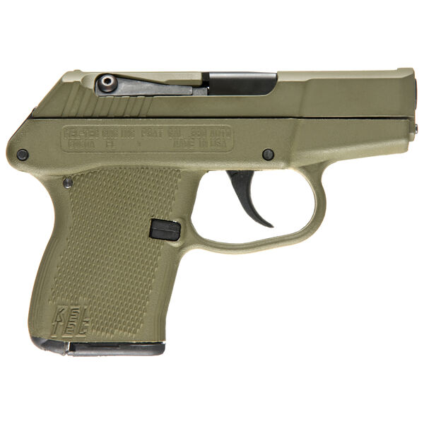 Kel-Tec P-3AT OD Handgun