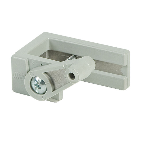 """Pontoon Boat Safety Gate Latch, Right-Side Latch for 1-1/4"""" Rail"""