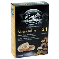 Bradley Flavor Bisquettes, 24-Pack