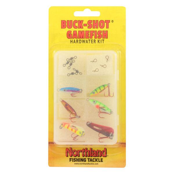 Northland Buck-Shot Gamefish Hardwater Kit, 16-Pc.