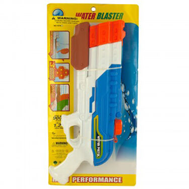 Kole Imports 4 Shooter Space Water Gun