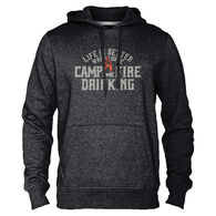 Points North Men's Campfire Drinking Pullover Hoodie