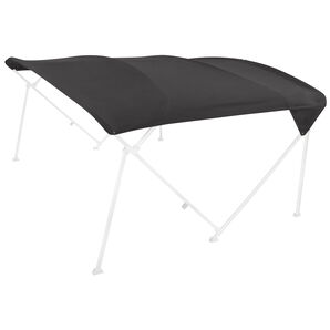 Shademate Pontoon Bimini Top Fabric Only, Spectraloc 600D Polyester, 8' Long