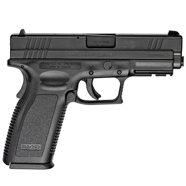 "Springfield XD 4"" Full-Size Handgun"
