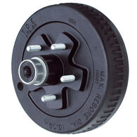 Tie Down Trailer Drum Brake Hub, 10""