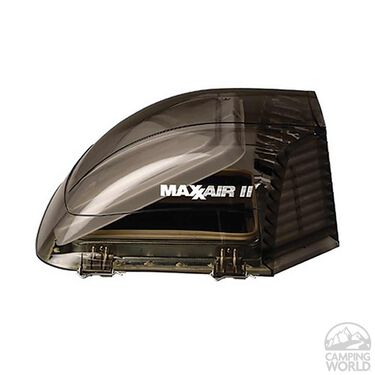 MaxxAir II Vent Cover, Smoke