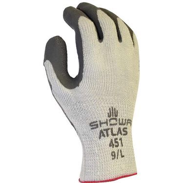 Atlas Therma Fit Latex Coated Gloves, Large