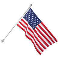 Annin Aluminum 2-Piece 6' Spinning Flag Pole