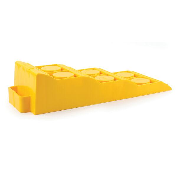 Tri-Leveler, Yellow