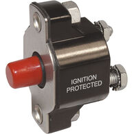 Blue Sea Systems Medium-Duty Push-Button Reset-Only Circuit Breaker