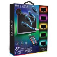 Bytech 6' Multi-Color LED Light Strip