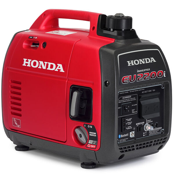 Honda EU2200i 49-State Inverter Generator with CO-MINDER