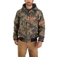 Carhartt Men's Hunt Duck Insulated Camo Active Jacket