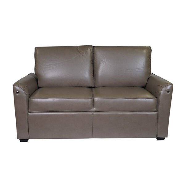 "Allure Furniture 65"" Trifold Sleeper Sofa"