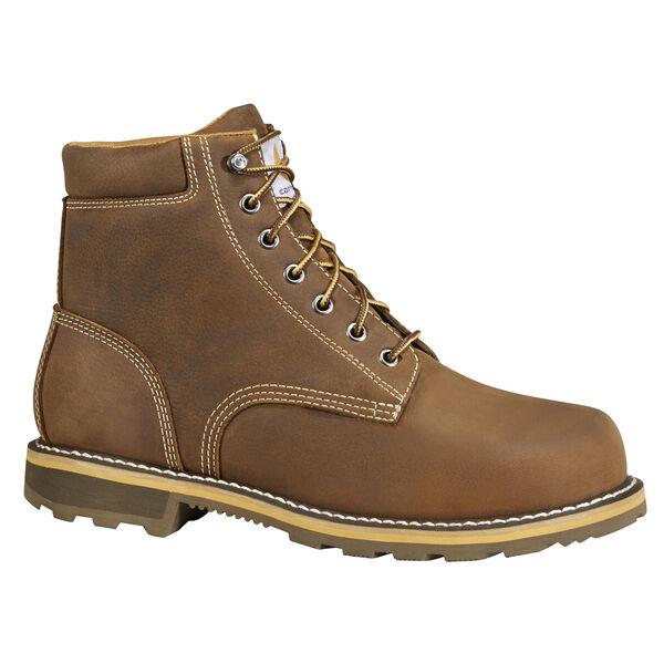 "Carhartt Men's 6"" Lug Bottom Soft Toe Boot"