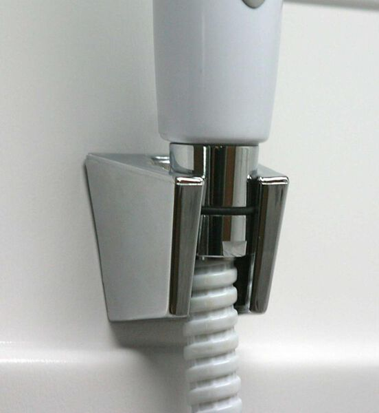 Shower Head 2-Position Wall Mount
