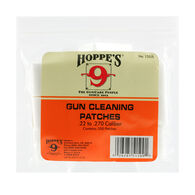 Hoppe's Cleaning Patches, .22 to .270 caliber, 500 Patches
