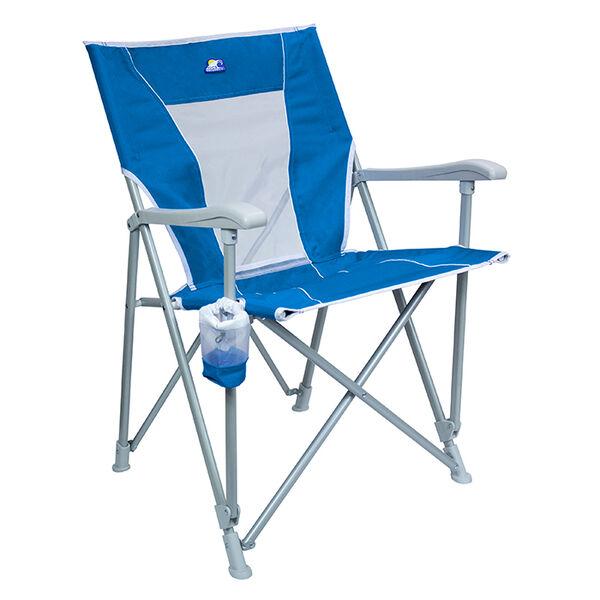 GCI Outdoor Captain's Chair, Saybrook Blue