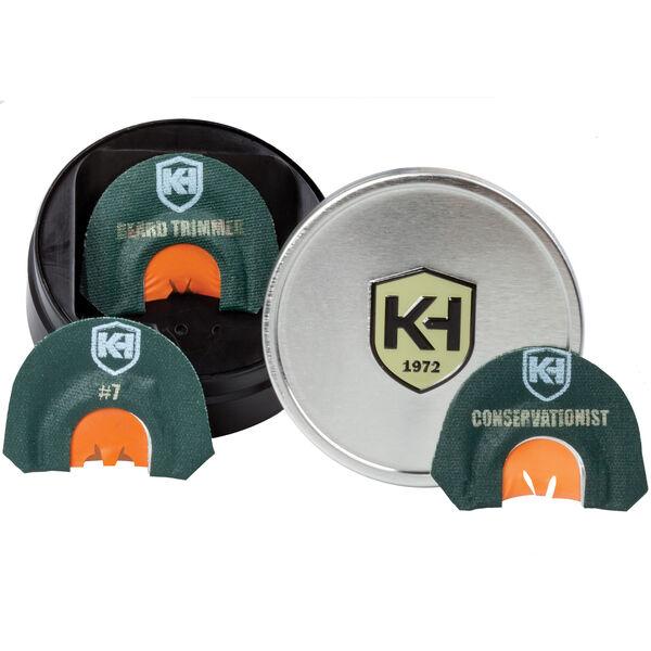Knight & Hale Legend Series Diaphragm Calls, 3-Pack