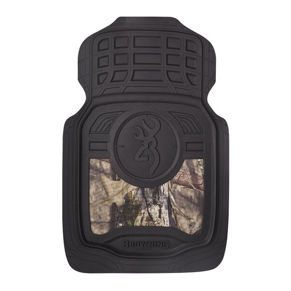 Browning Front Floor Mats – Mossy Oak Break-Up Country Camo, Set of 2