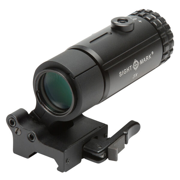 Sightmark T-3 Magnifier with LQD Flip-To-Side Mount