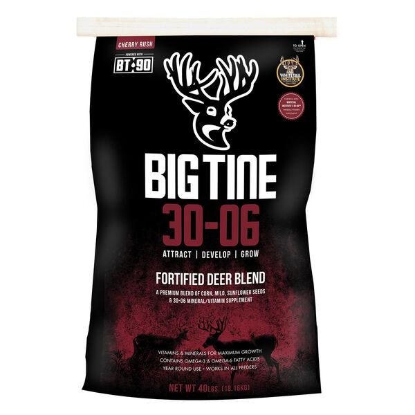 Big Tine 30-06 Fortified Deer Blend Deer Feed