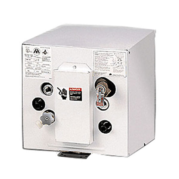 Atwood Electric 11-Gallon Water Heater With Heat Exchanger - 110V Model