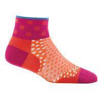 Darn Tough Women's Dot 1/4 Sock