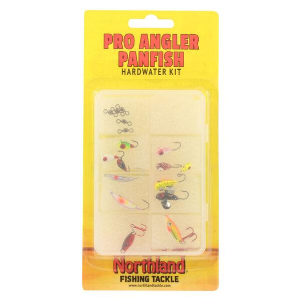 Northland Pro Angler Panfish Hardwater Kit, 22-Pc.