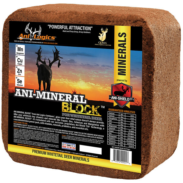 Ani-Logics Ani-Mineral Block, 20 lbs.