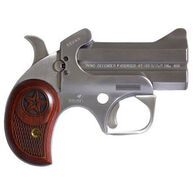 Bond Arms Texas Defender Handgun, .45 Colt, Stainless Steel