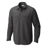 Columbia Men's Silver Ridge Solid Long-Sleeve Shirt