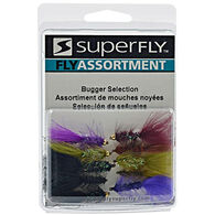 Superfly Fly Fishing Bugger Selection