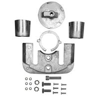 Sierra Zinc Anode Kit For Mercruiser Bravo I Engine, Sierra Part #18-6159Z