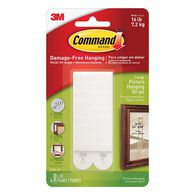 Command™ Picture Hanging Strips, 4-pack, Large