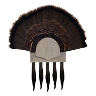 Walnut Hollow Five Beard Turkey Display Kit, Rustic
